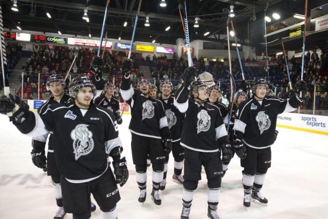 La nouvelle saison de la Ligue de hockey junior majeur du Québec est... (Martin Roy, LeDroit)