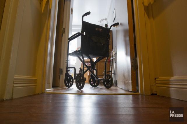 L'immense majorité des maisons de soins palliatifs du Québec, 26 sur 29, ont... (Archives La Presse)