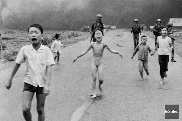Le 8 juin 1972, la photographie de la... (Photothèque Le Soleil)