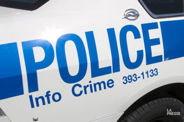 Deux personnes ont été blessées à Montréal dans des accidents de la circulation... (PHOTO ARCHIVES LA PRESSE)