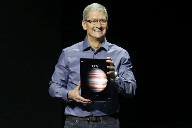 «L'iPad est l'expression la plus claire de notre... (Beck Diefenbach, Reuters)