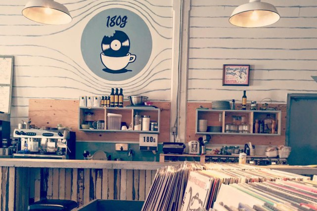 Les amateurs de musique l'auront deviné: ce café du Mile-Ex doit son nom au... (Photo tirée de leur compte facebook)