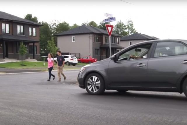 Du 7 octobre 2015 au 5 octobre 2016, la Ville de Drummondville tiendra un... (Capture d'écran YouTube)