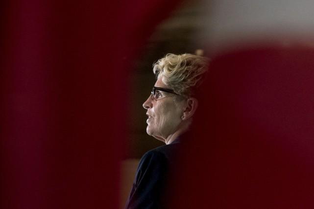 «Ce qui me bouleverse énormément là-dedans, ce sont... (Photo archives La Presse Canadienne)
