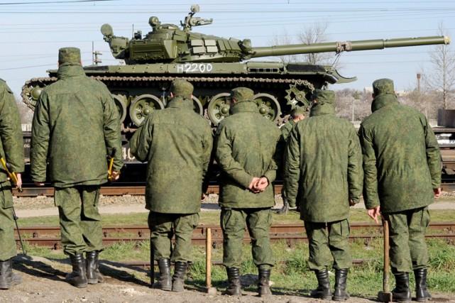 Le président russe Vladimir Poutine a déclaré qu'il... (ARCHIVES AFP)
