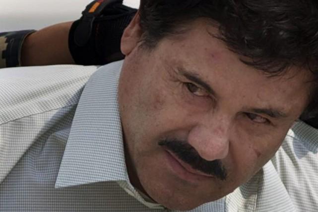 Joaquin «El Chapo» Guzman s'est échappé le 11... (PHOTO AP)