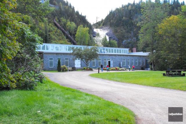 Le Village historique de Val-Jalbert fait partie des... ((Archives Le Quotidien))
