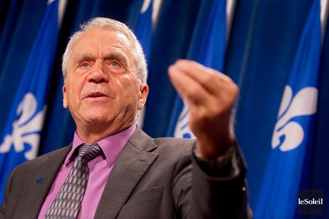 L'opposition officielle du Parti québécois songe à adresser... (Photothèque Le Soleil)