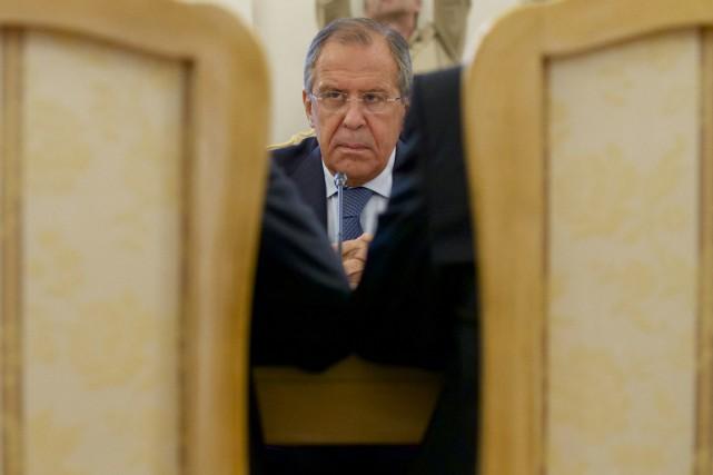 «Des experts militaires russes travaillent en Syrie, ils... (PHOTO IVAN SEKRETAREV, AP)
