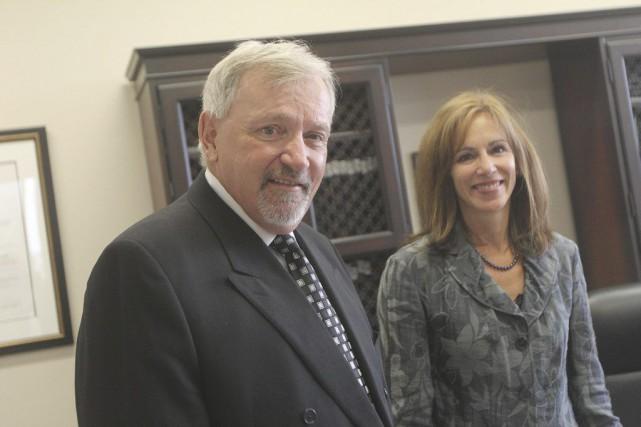 Les juges Martin Bédard et Marie-Josée Béardsont depuis...