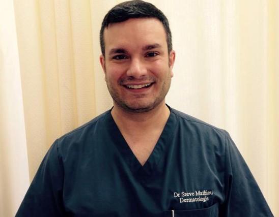 Dr Steve Mathieu... (Courtoisie)