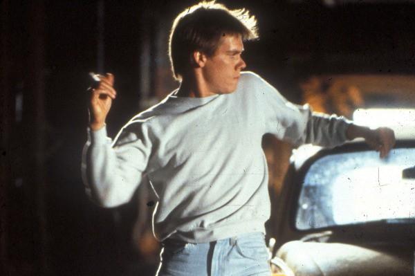 Kevin Bacon dans la version de 1984 de... (Image tirée d'Internet)
