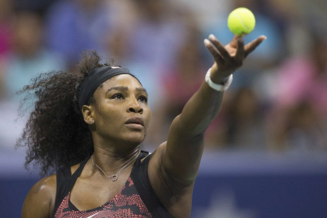 Serena Williams... (Photo Carlo Allegri, archives Reuters)