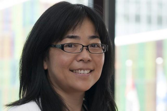 Dre Yun Jen, présidente de l'Association médicale du... ((Courtoisie))