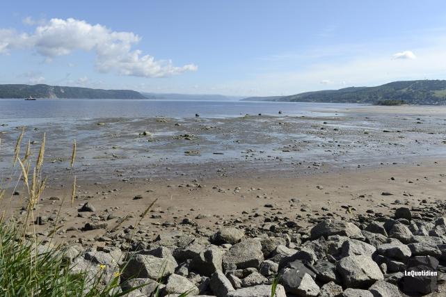 Le Saguenay, ayant des eaux à marées, est... ((Photo Le Quotidien, Jeannot Lévesque))