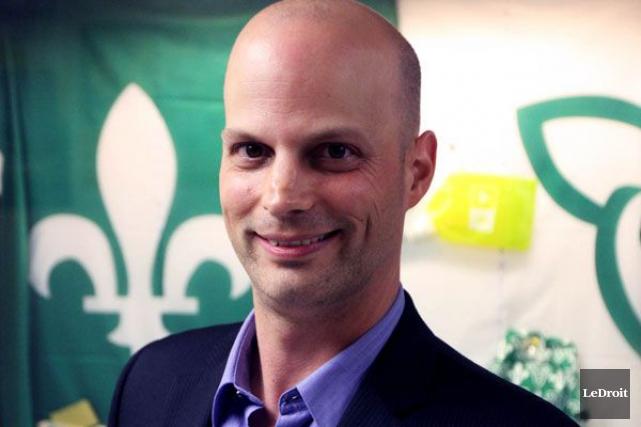 Alexandre Mattard-Michaud, président de l'ACFO... (Archives, LeDroit)