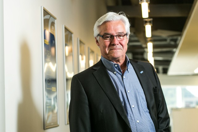 Paul Côté,nouveau président de l'AMT... (PHOTO HUGO-SÉBASTIEN AUBERT, LA PRESSE)