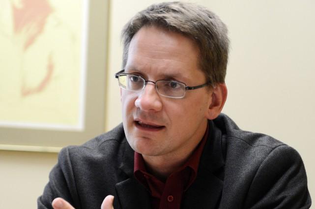 Sylvain Gaudreault, député péquiste de Jonquière.... (Photo fournie)