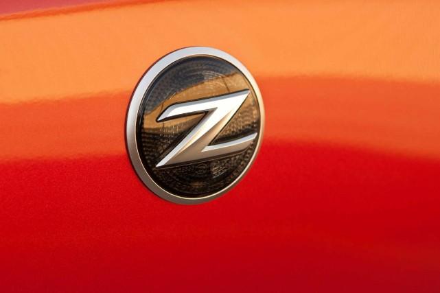 Le logo des coupés sportifs de Nissan... (Photo fournie par le constructeur)