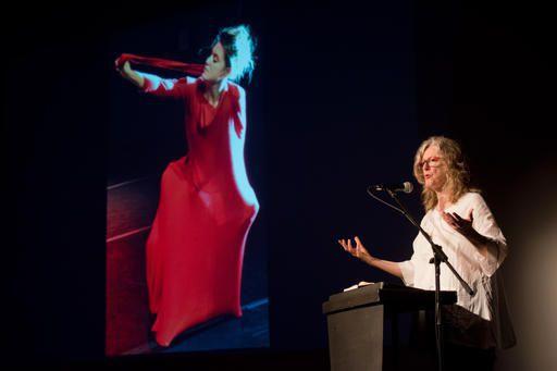 Liliane St-Arnaud... (Imacom, Jessica Garneau)