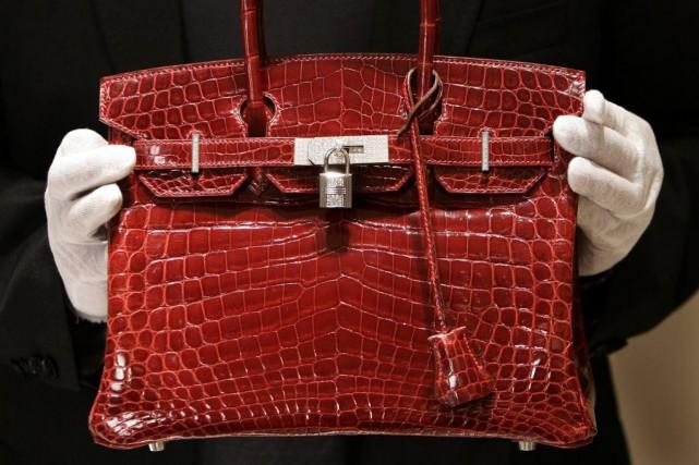 Fin juillet, Jane Birkin avait demandé à Hermès... (Photo TIMOTHY A. CLARY, archives AFP)
