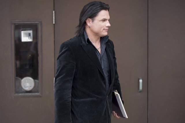 Patrick Brazeau... (PHOTO ARCHIVES LA PRESSE CANADIENNE)