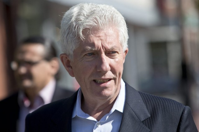 Gilles Duceppe...