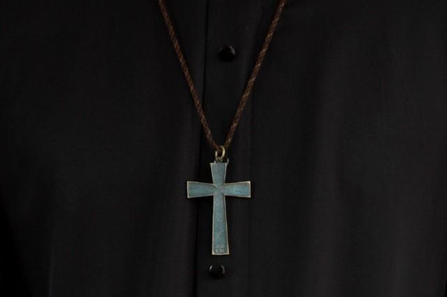 La famille de l'abbé gatinois Jacques L. Wiseman conclut que le religieux est... (Photothèque Le Soleil)