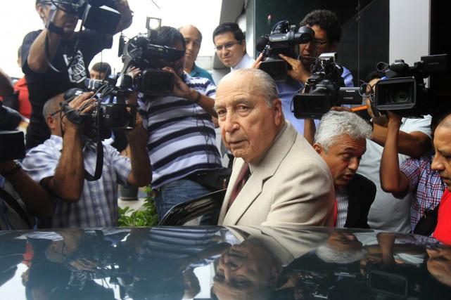 Ce cas avait déjà fait l'objet en 2012... (PHOTO ENRIQUE CASTRO-MENDIVIL, ARCHIVES REUTERS)