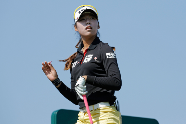 Mi Hyang Lee... (PHOTO AP)
