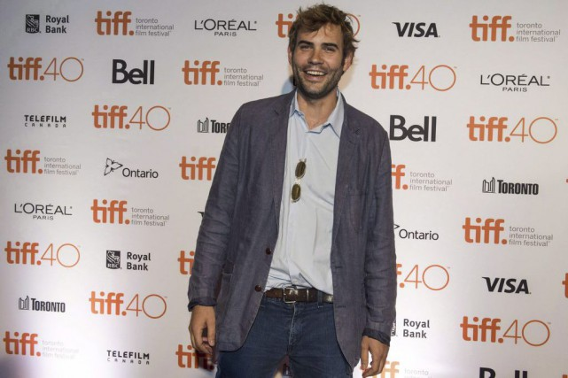 Rossif Sutherland... (PHOTO LA PRESSE CANADIENNE)