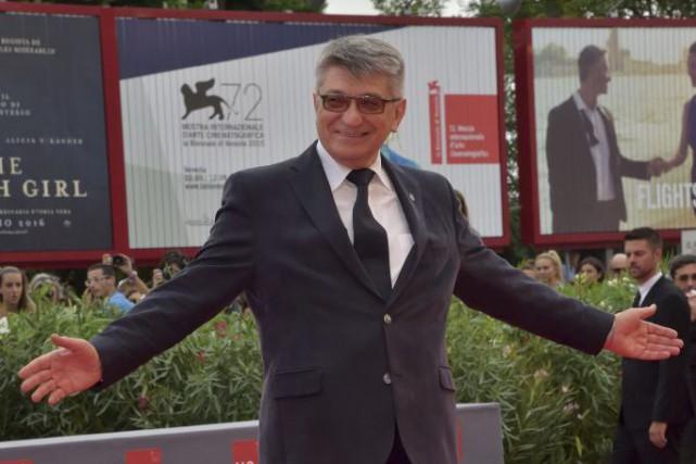 Alexsandr Sokurov, réalisateur du film Francofonia.... (PHOTO AFP)