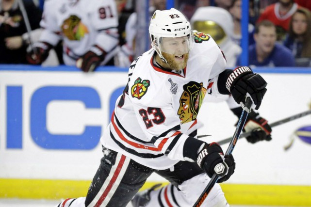 Kris Versteeg... (Photo Chris O'Meara, AP)
