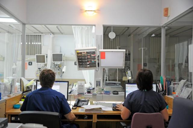 «Les établissements de santé qui ont obtenu une... (Photo Gimmy Desbiens, archives Le Quotidien)