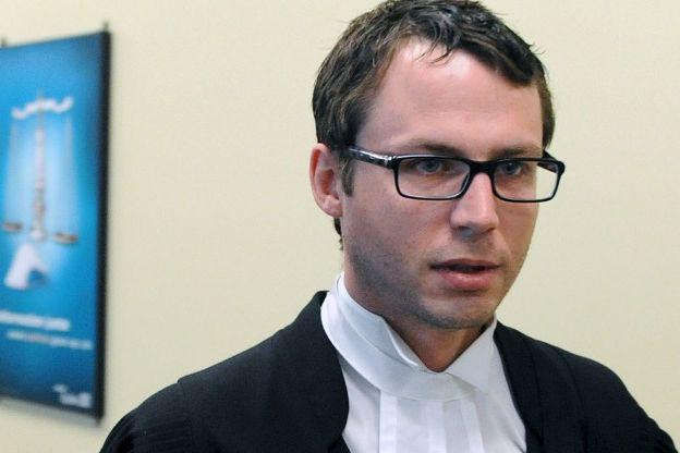 Le procureur de la Couronne Jean-Roch Parent (à... (Photothèque Le Soleil, Erick Labbé)