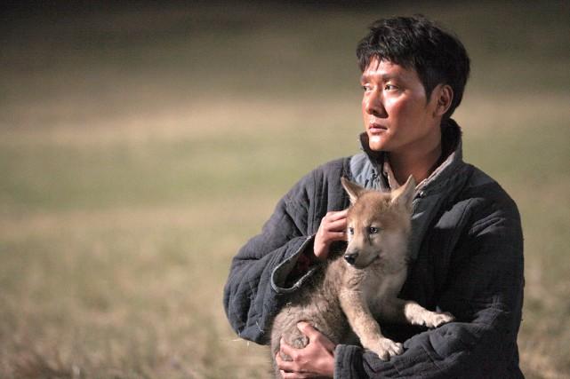 Le dernier loup est un amalgame de film... (Photo fournie par Sony Pictures)