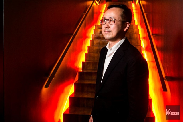Patrick Zhong, directeur des investissements internationaux à la firme... (Photo La Presse, Hugo-Sébastien Aubert)