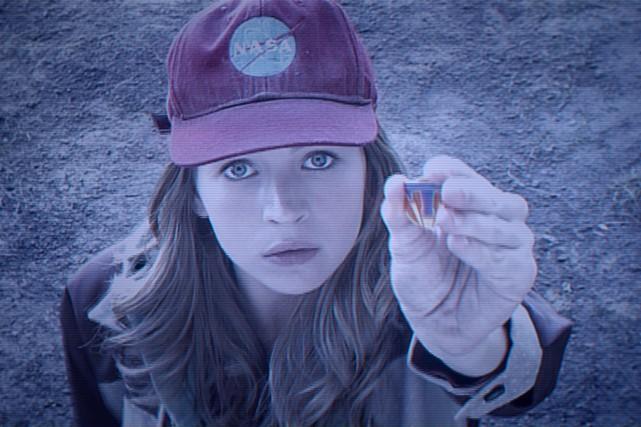 Britt Robertson interprète le rôle de Casey dans... (Photo fournie par Disney)