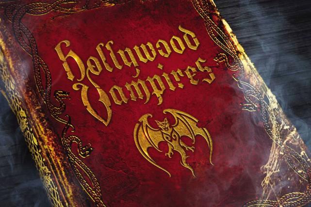 Hollywood Vampires, c'est le club fondé par Alice Cooper dans les années 1970...