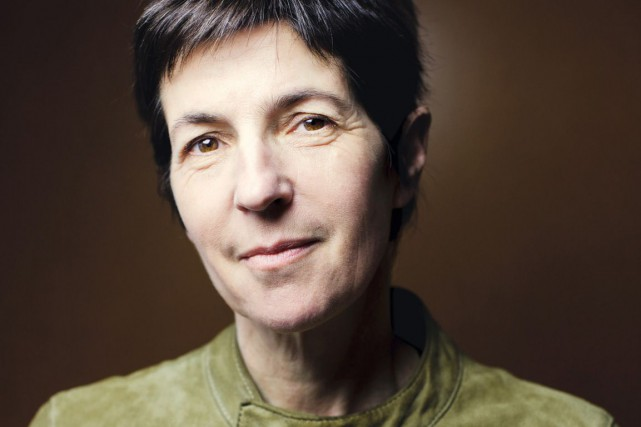 Pour les fans de Christine Angot, Un amour impossible raconte... (Photo: Jean-Luc Bertini, fournie par Flammarion)