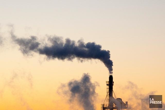 La dette climatique canadienne depuis 1960 est de... (PHOTO DAVID BOILY, ARCHIVES LA PRESSE)