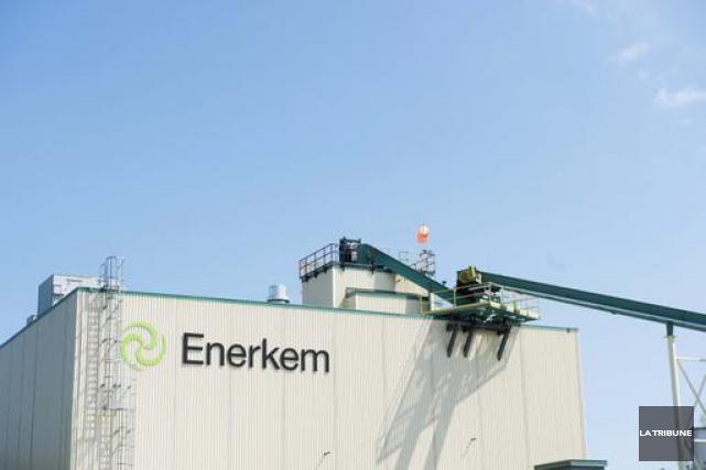La compagnie Enerkem poursuit ses efforts de développement dans l'Ouest... (Archives, La Tribune)