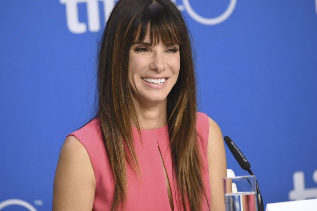 Sandra Bullock... (Photo Evan Agostini, AP)