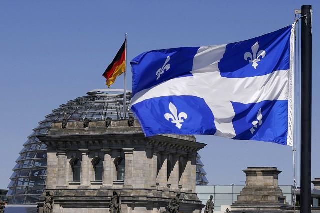 Le bureau de Québec à Berlin est devenu... (PHOTO FOURNIE PAR LE GOUVERNEMENT DU QUÉBEC, ARCHIVES)