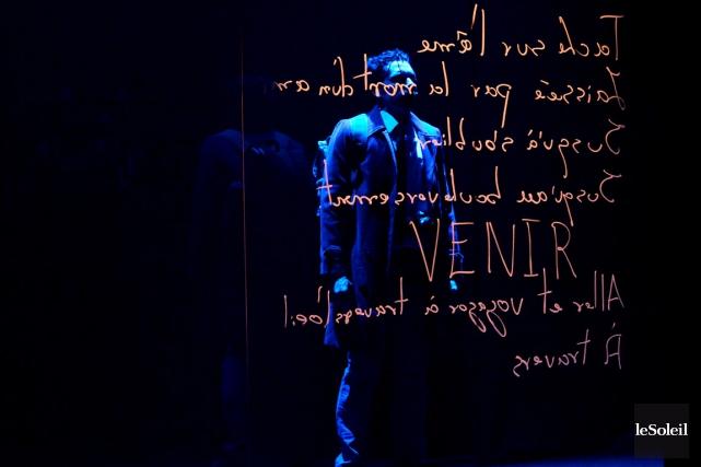 Vinci... (Le Soleil, Erick Labbé)