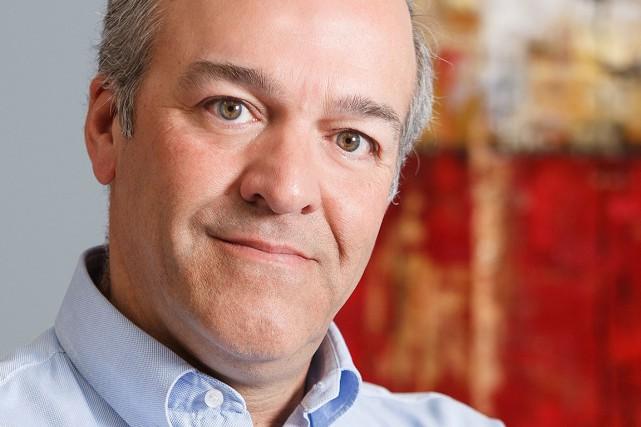 Claude Choquette, président du Groupe le Massif... (Photo fournie par le Groupe le Massif)