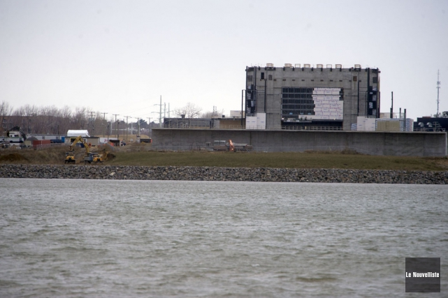 Le site de Trois-Rivières-sur-Saint-Laurent en 2013.... (Photo: Archives, Stéphane Lessard, Le NouvellisteAr)