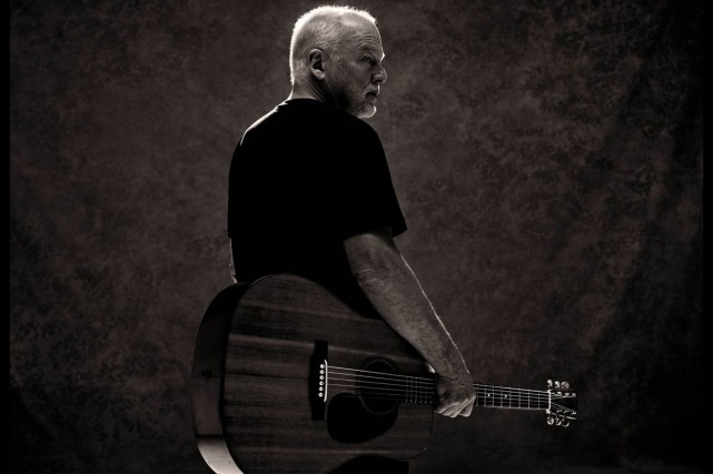 Rattle That Lock n'est que le quatrième album solo de David Gilmour en 37 ans.... (PHOTO FOURNIE PAR SONY MUSIC)