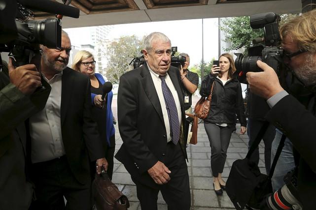 Bruce Carsona affirmé lors de son enquête préliminaire... (Photo Chris Wattie, Reuters)