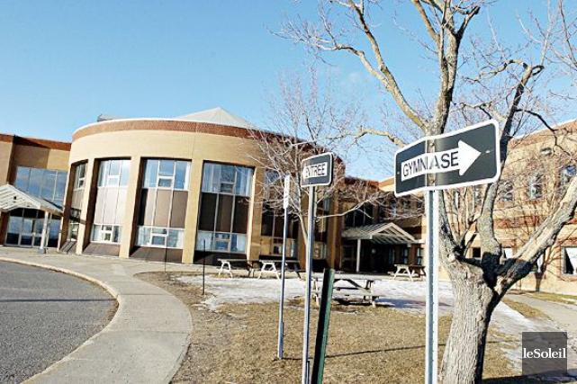 L'école des Grandes-Marées a été fermée en 2012.... (Photothèque Le Soleil, Erick Labbé)